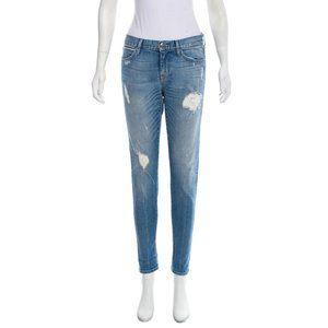 Koral Distressed Skinny Jeans